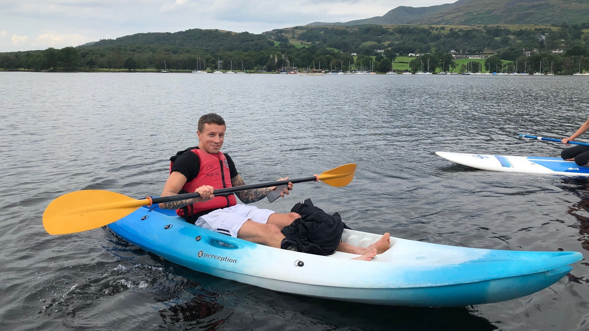 Coniston kayak hire